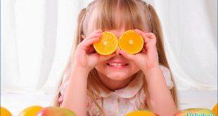 Болезни, появляющиеся в случае дефицита витаминов у детей