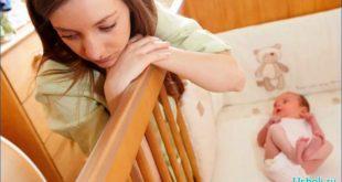 Послеродовая депрессия: симптомы и как бороться