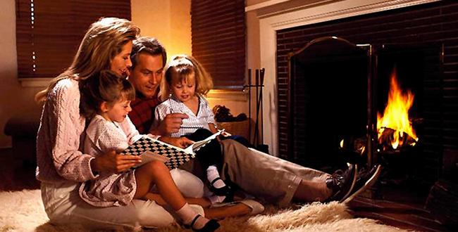 Как скоротать вечер или Семейное счастье – есть