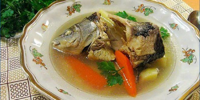 Как варить рыбный суп всего за 30 мин.