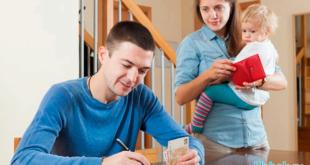 Что делать, если муж не дает денег?
