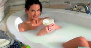 Действенная ванна с содой для похудения