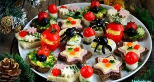 Лучшие блюда в Новый год