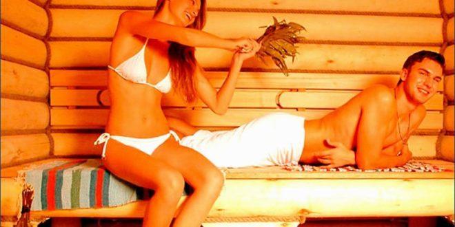 Польза бани и сауны для нашего здоровья
