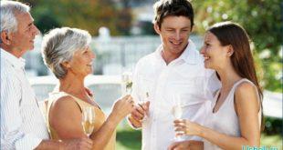 Как с достоинством пройти знакомство с родителями девушки