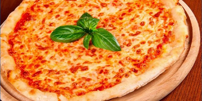 Быстрая пицца с прекрасным названием — Маргаритка