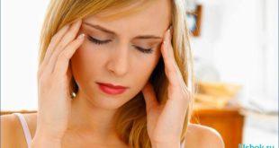Какие конкретно есть народные средства от головной боли
