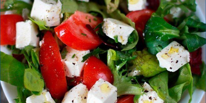 рецепт салата греческого классического