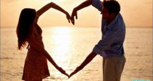 Этапы взаимоотношений между девушкой и парнем