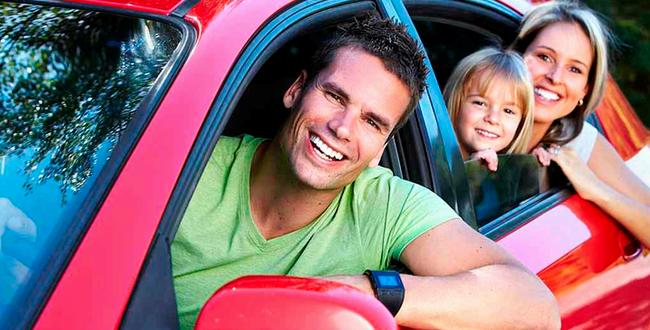 Путешествуем на автомобиле всей семьей