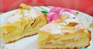 Рецепт любимого яблочного пирога