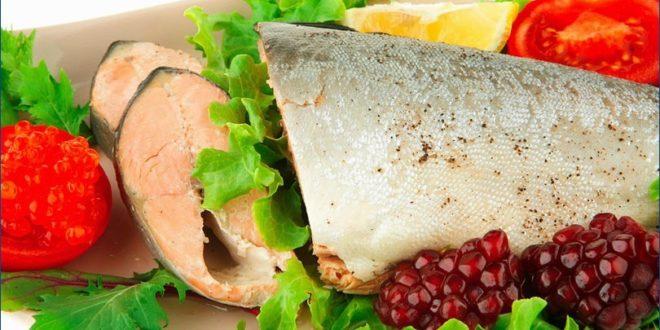 Голливудская рыбная диета