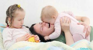 Детская ревность: что же делать родителям