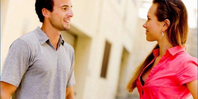 Как правильно начать разговор с юношей, который нравится