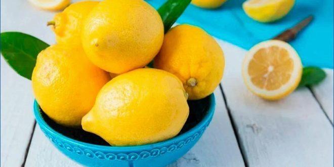 Лимон и его полезные свойства окажут помощь нам