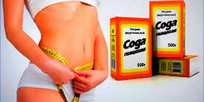 Возможно ли выпивать соду для похудения
