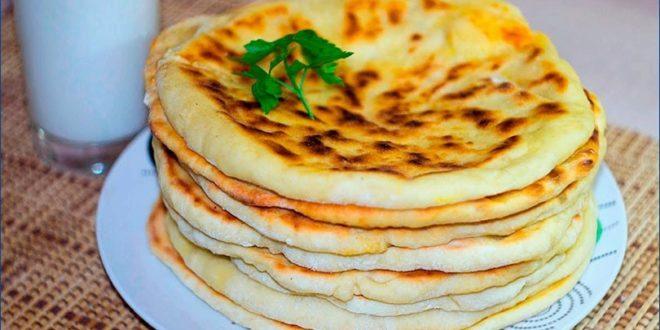 хачапури по-Тбилисски на сковороде