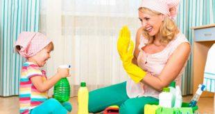 приучить ребенка к домашнему труду