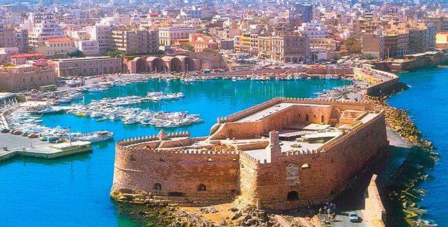Горящие туры в Грецию в Ираклион