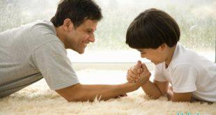 Муж-отец и воспитание детей