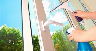 Вымыть окно