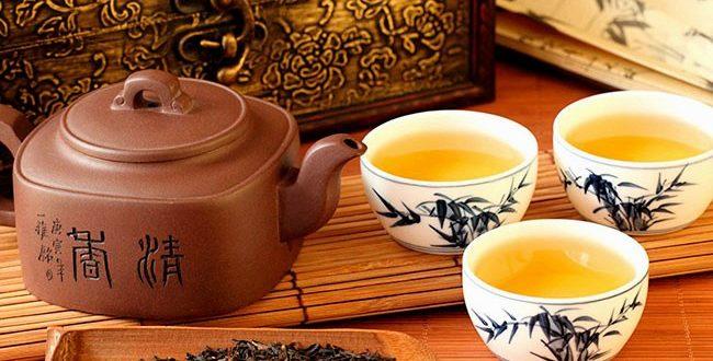 приготовление китайского чая